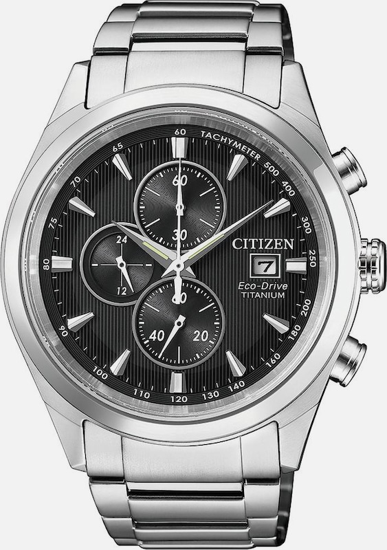 CITIZEN Citizen Chronograph 'Super Titanium, CA0650-82F'