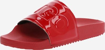 piros HUGO Papucs 'Time Out Slide-P', Termék nézet