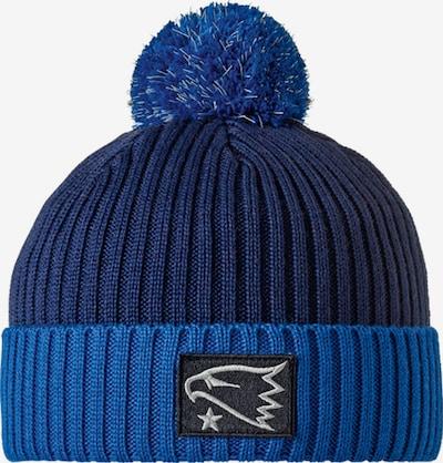 STÖHR Mütze 'HERO' in hellblau / dunkelblau, Produktansicht