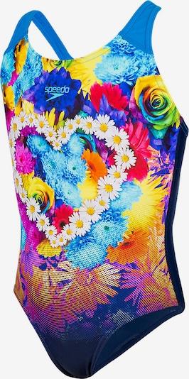 SPEEDO Badeanzug in mischfarben, Produktansicht
