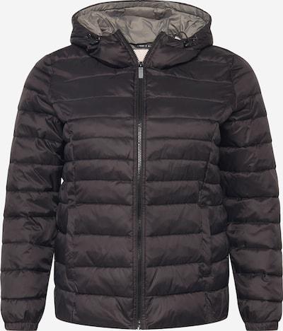 ONLY Carmakoma Übergangsjacke 'Tahoe' in schwarz, Produktansicht