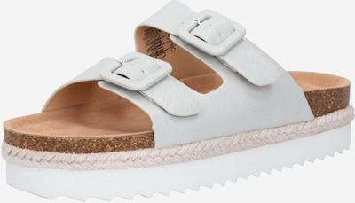 Refresh Pantolette in weiß / offwhite, Produktansicht