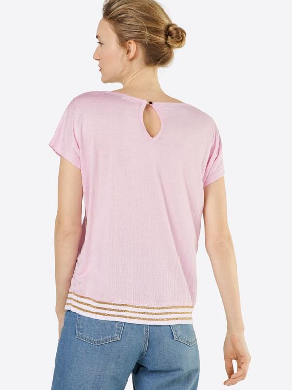 T 'ansonia Blouse' En shirt Rose Nümph iukXZP
