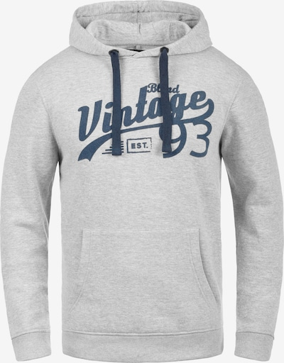 BLEND Hoodie 'Vince' in stone: Frontalansicht