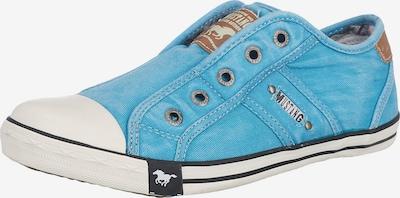 MUSTANG Sneakers in hellblau, Produktansicht