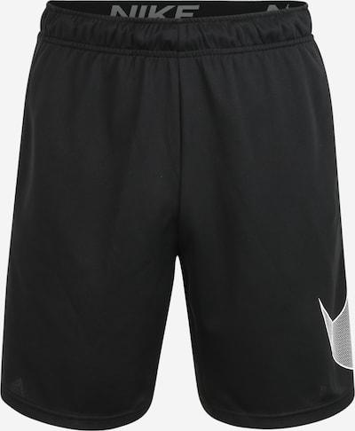 Pantaloni sport NIKE pe gri / negru / alb, Vizualizare produs