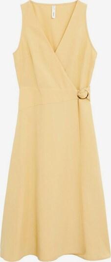MANGO Kleid 'Cala' in gelb, Produktansicht