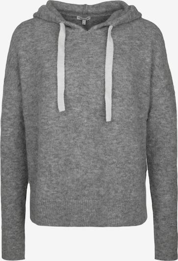 BETTER RICH Strickpullover 'HOODY BOXY' in grau, Produktansicht