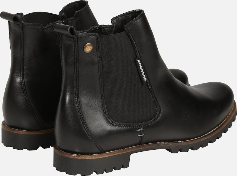 Noir Boots Gerli En Chelsea Dockers By EHYeD29IW