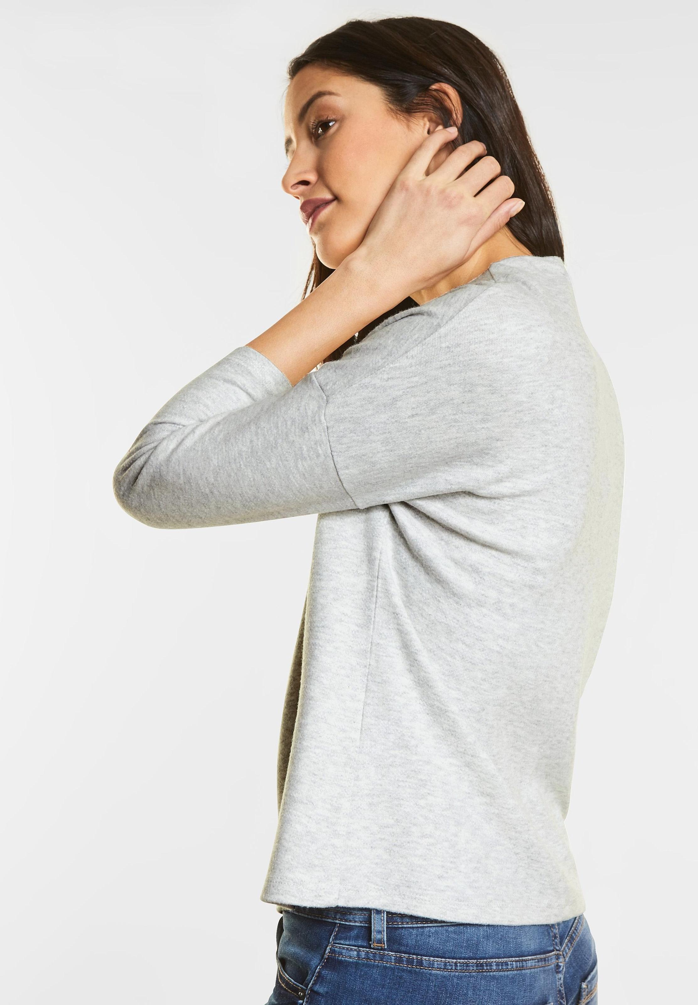 STREET ONE Softes Turtleneck Shirt Auslass Sehr Billig tnpKv