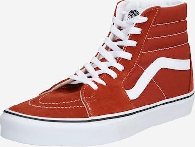 VANS Sneaker 'SK8-HI' in rostbraun / weiß, Produktansicht