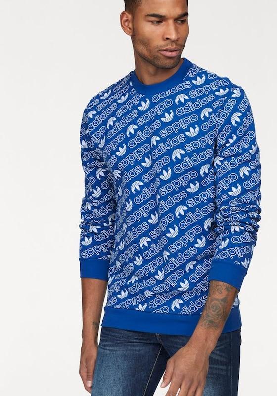 ADIDAS ORIGINALS Sweatshirt 'AOP CREW'
