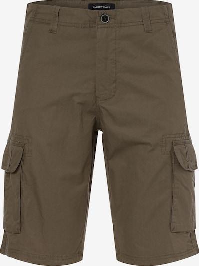Andrew James Shorts in khaki, Produktansicht