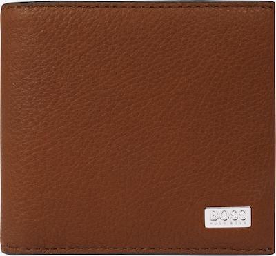 BOSS Casual Portemonnee 'Crosstown' in de kleur Bruin, Productweergave