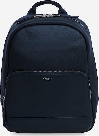KNOMO Rucksack in blau, Produktansicht