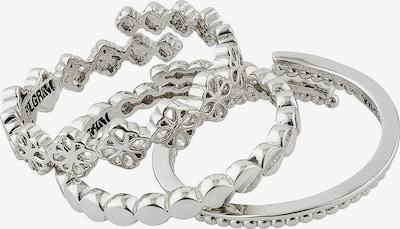 Pilgrim Prstan 'Joy' | srebrna barva, Prikaz izdelka