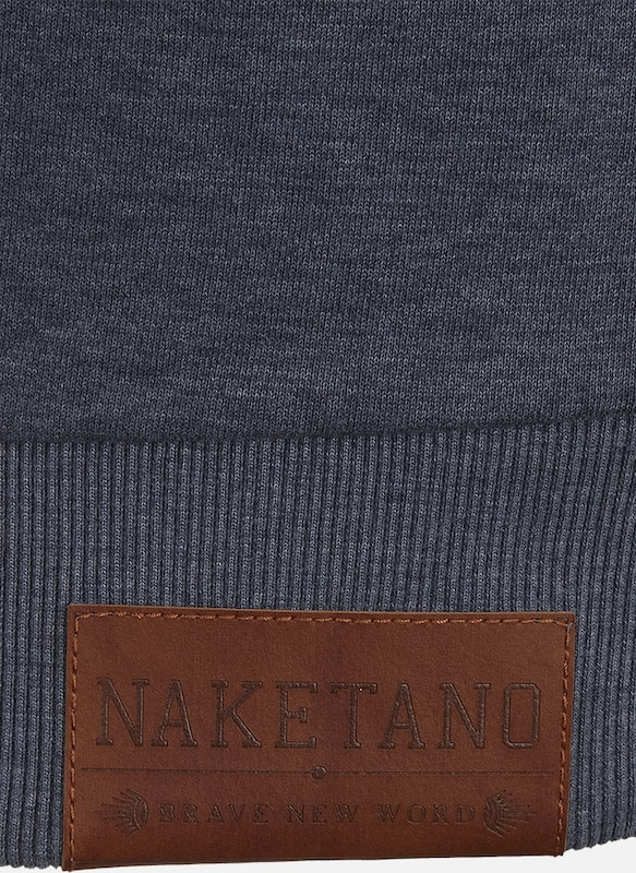 naketano Sweatshirt 'Kubilay VI'