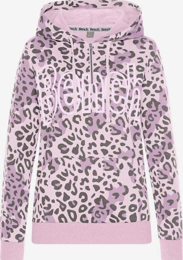 BENCH Bench. Sweatshirt in rosé, Produktansicht