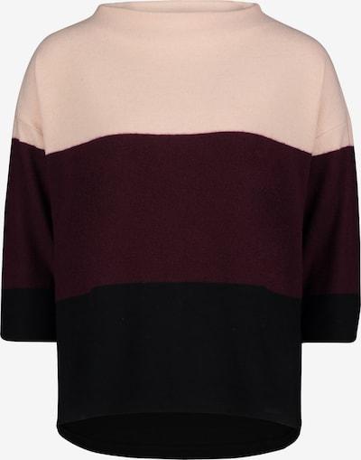 Betty Barclay Sweatshirt mit 3/4 Arm in mischfarben: Frontalansicht