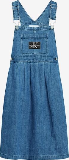 Calvin Klein Jeans Kleid in blue denim, Produktansicht
