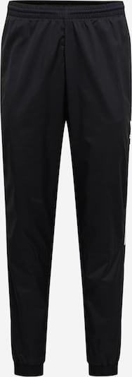 ADIDAS ORIGINALS Broek 'RIPSTOP TP' in de kleur Zwart / Wit, Productweergave