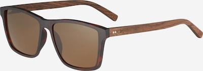 TAKE A SHOT Sonnenbrille 'Ronja' in braun, Produktansicht