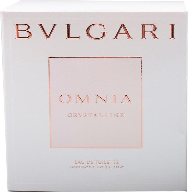 BVLGARI Eau de Toilette 'Omnia Crystalline'