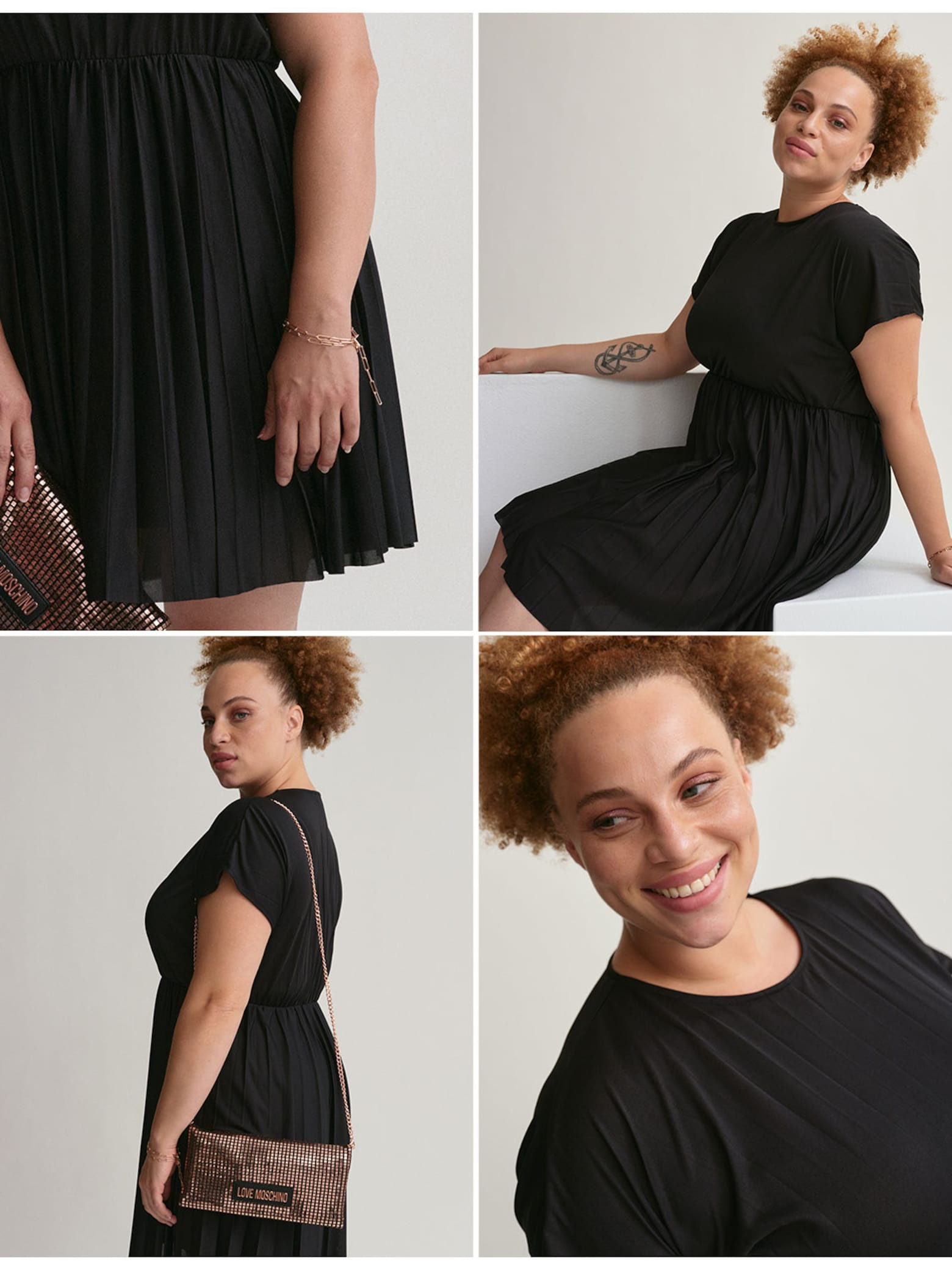 Bodytype: Petite & Curved Party-Kleider-Guide