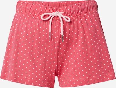 LASCANA Shorts in pitaya / weiß, Produktansicht