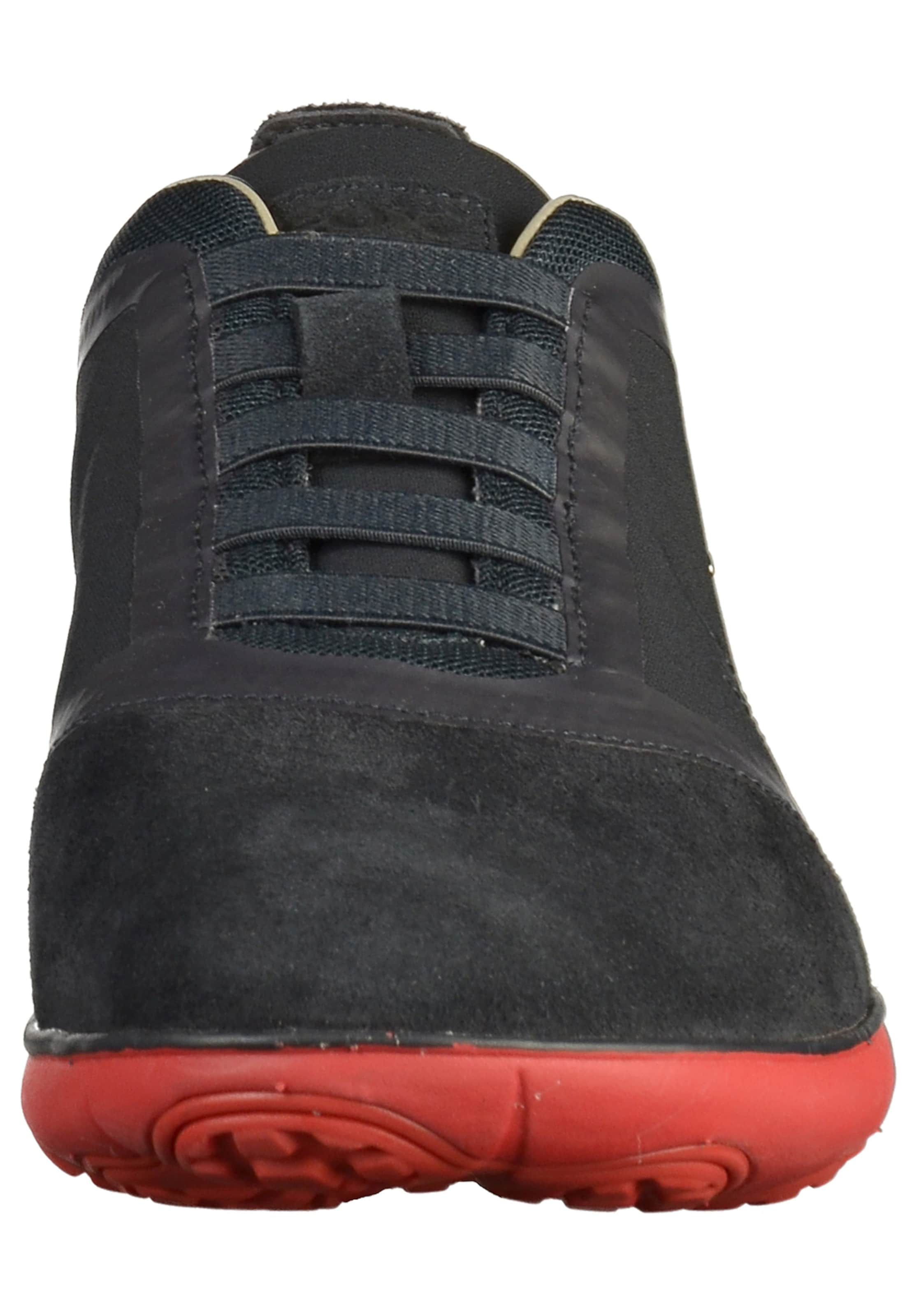 Geox Geox Sneaker In Sneaker Sneaker Geox NachtblauRot Sneaker In Geox NachtblauRot In NachtblauRot POkXwZuliT