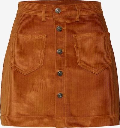 ONLY Nederdel 'AMAZING' i rustbrun, Produktvisning