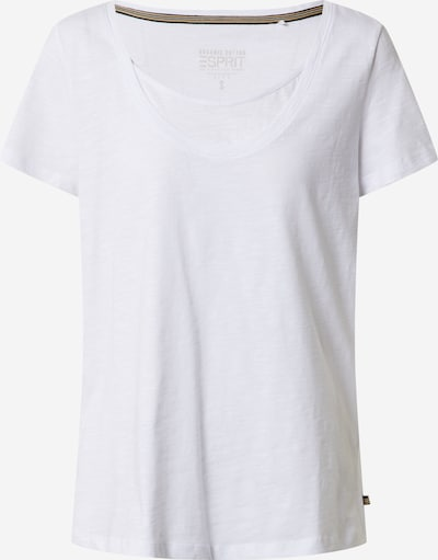ESPRIT Koszulka w kolorze białym, Podgląd produktu