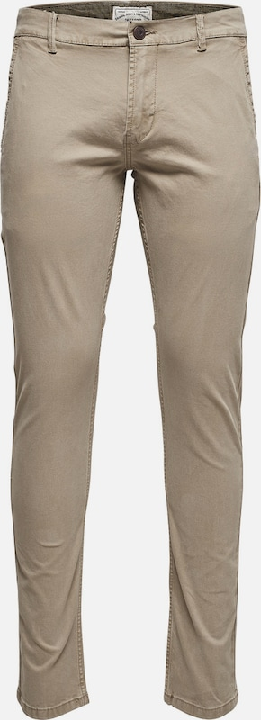 Only & Sons Einfarbige Chino
