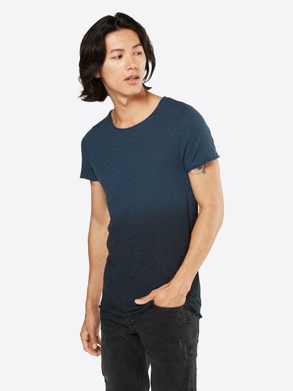 Review T-Shirt 'RN YARNDYED DIP'