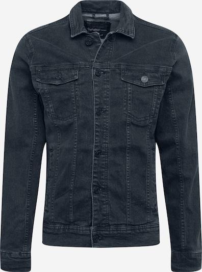 BLEND Přechodná bunda - černá džínovina, Produkt