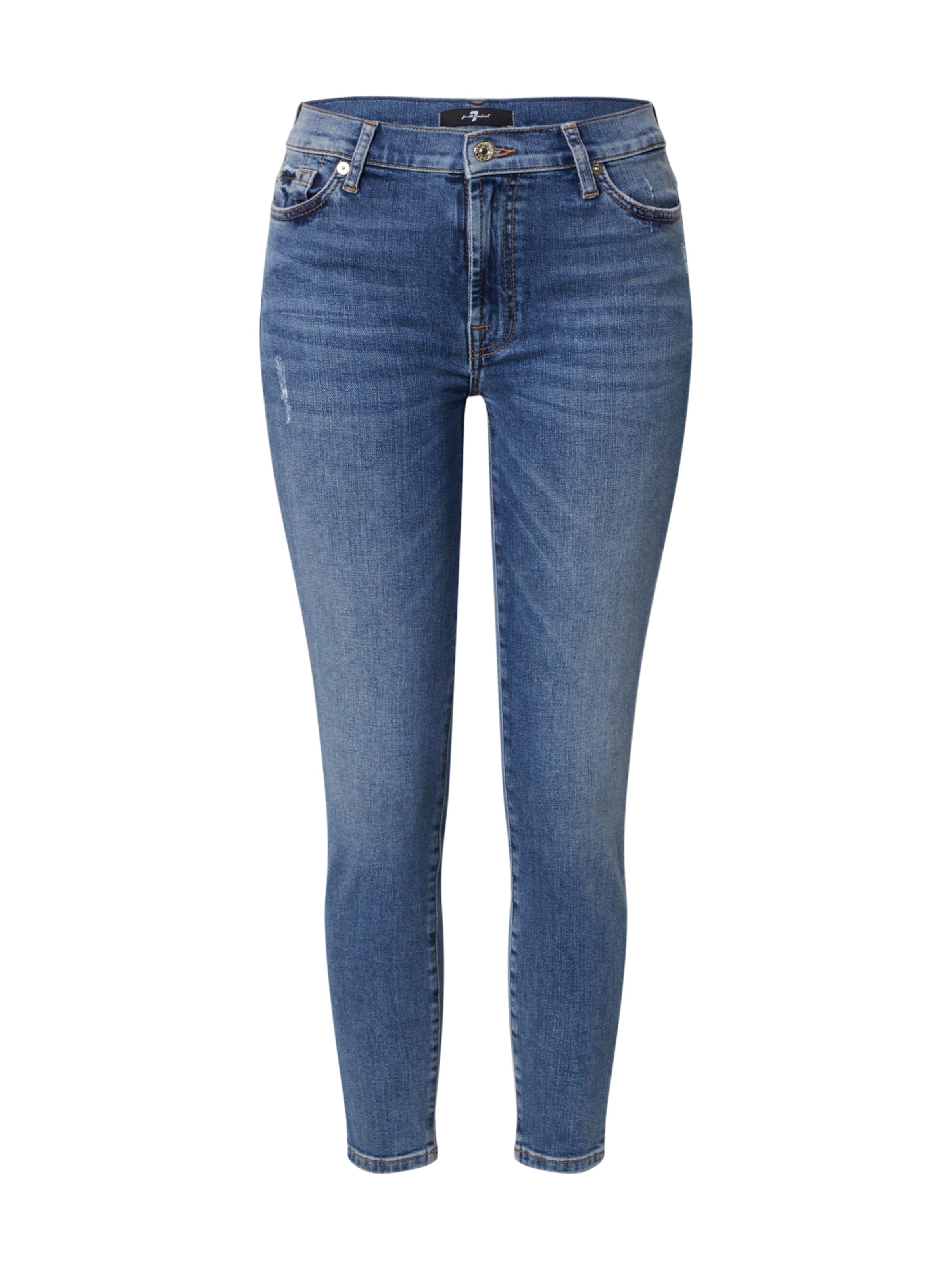 7 for all mankind Jeans i blå denim