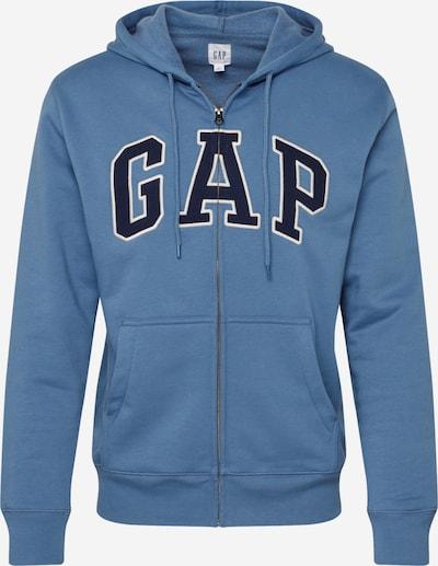 GAP Sweatvest in de kleur Hemelsblauw, Productweergave