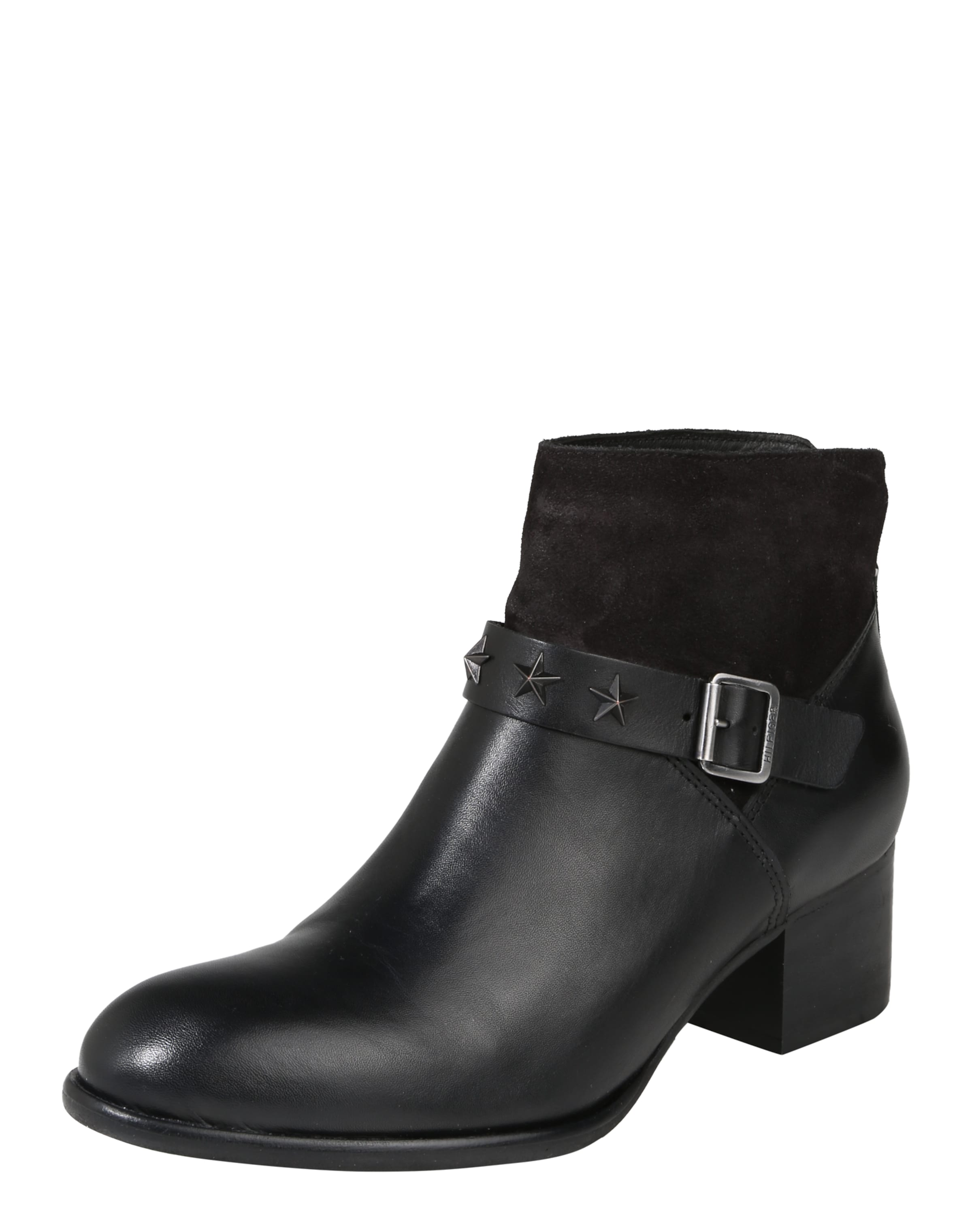 Haltbare Mode billige Schuhe TOMMY HILFIGER | Leder Stiefelette Schuhe Gut getragene Schuhe