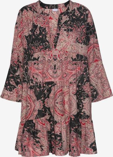 LASCANA Blouse in de kleur Rood / Zwart, Productweergave