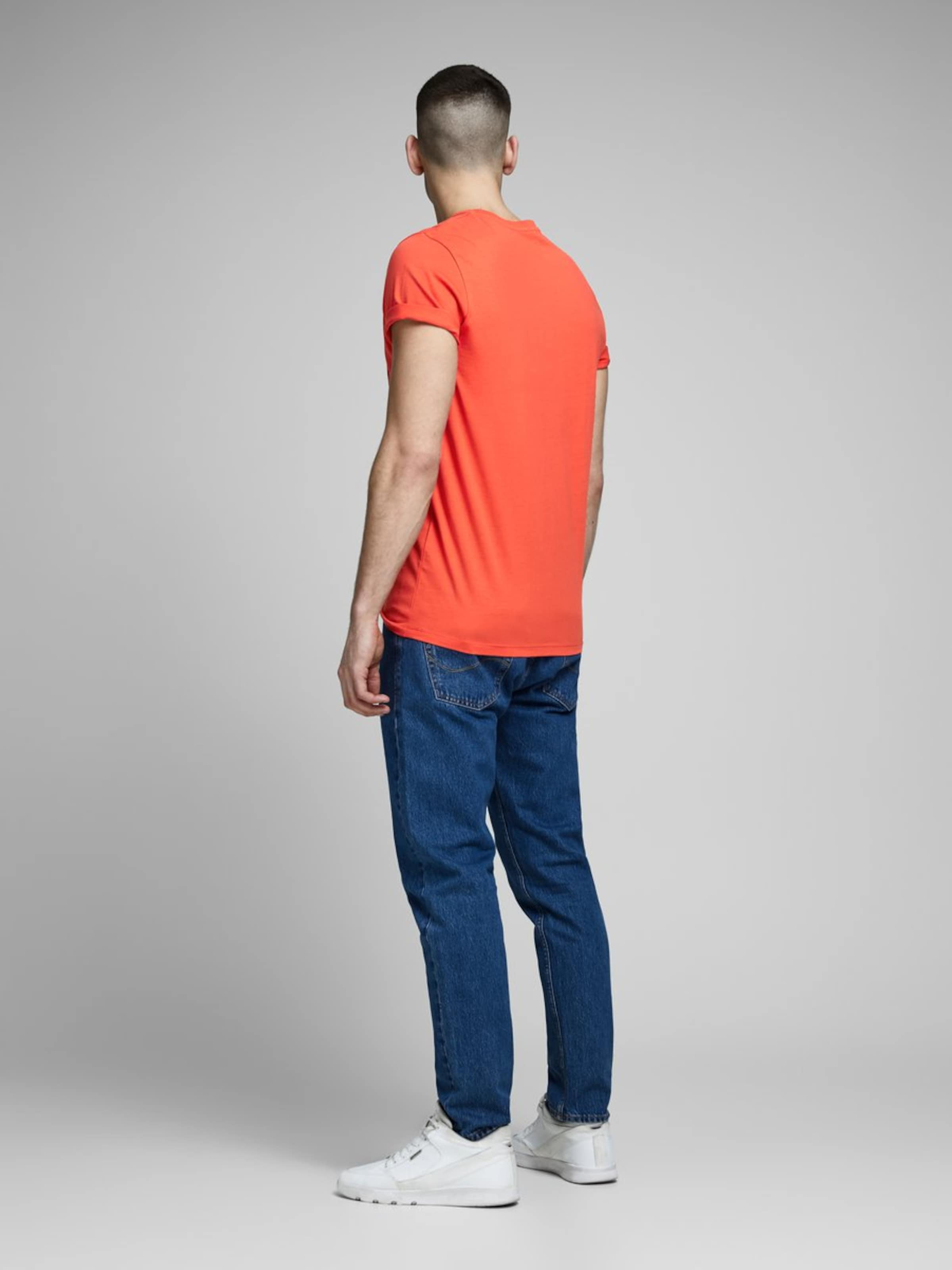 Foncé shirt Orange Jackamp; T En Jones w0N8mn