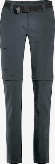 Maier Sports Hose 'Inara' in dunkelgrau, Produktansicht