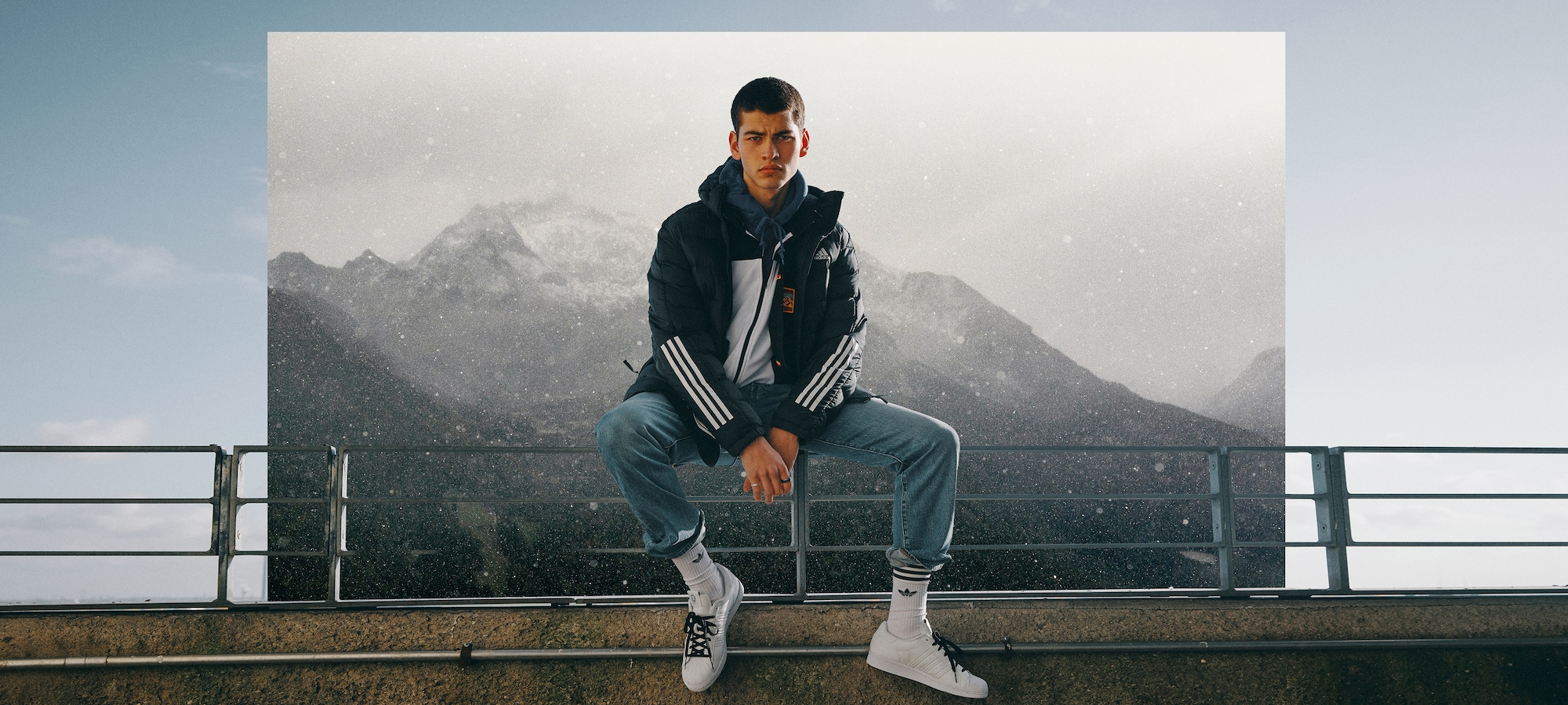 Jackets for every weather adidas