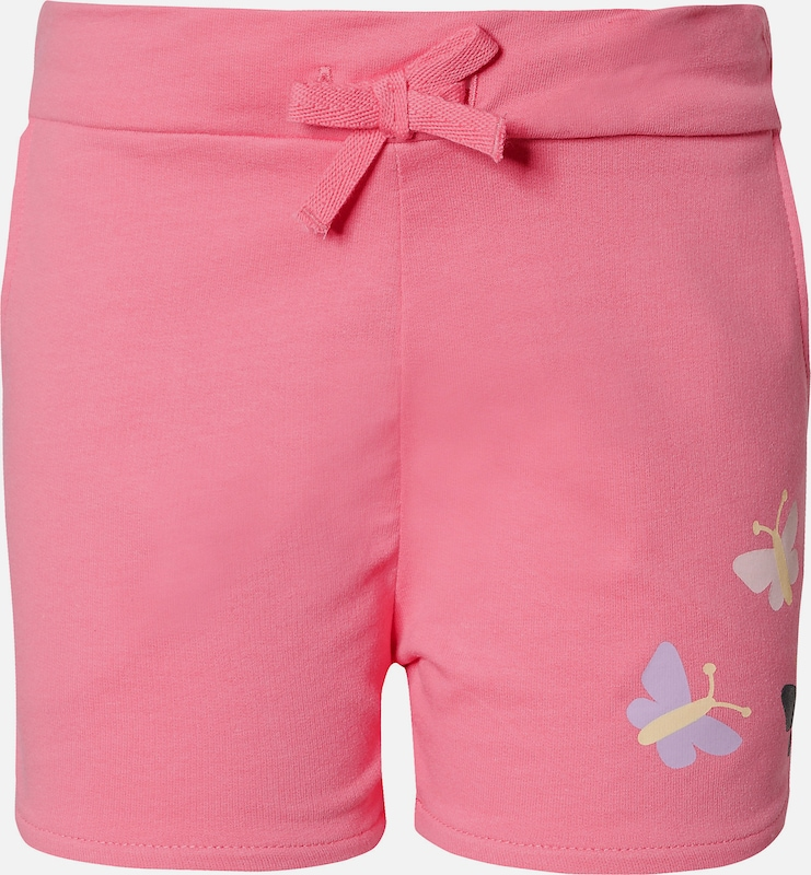 NAME IT Shorts 'Fhakuna' in pink, Produktansicht