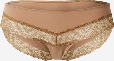 Icone Lingerie Slip 'VEGA' in gelb / curry / goldgelb, Produktansicht