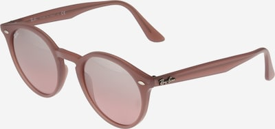 Ray-Ban Zonnebril 'Rb2180' in de kleur Pink, Productweergave