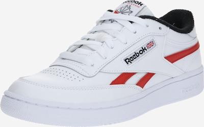 Reebok Classic Sneaker 'Revenge PLUS' in rot / weiß, Produktansicht