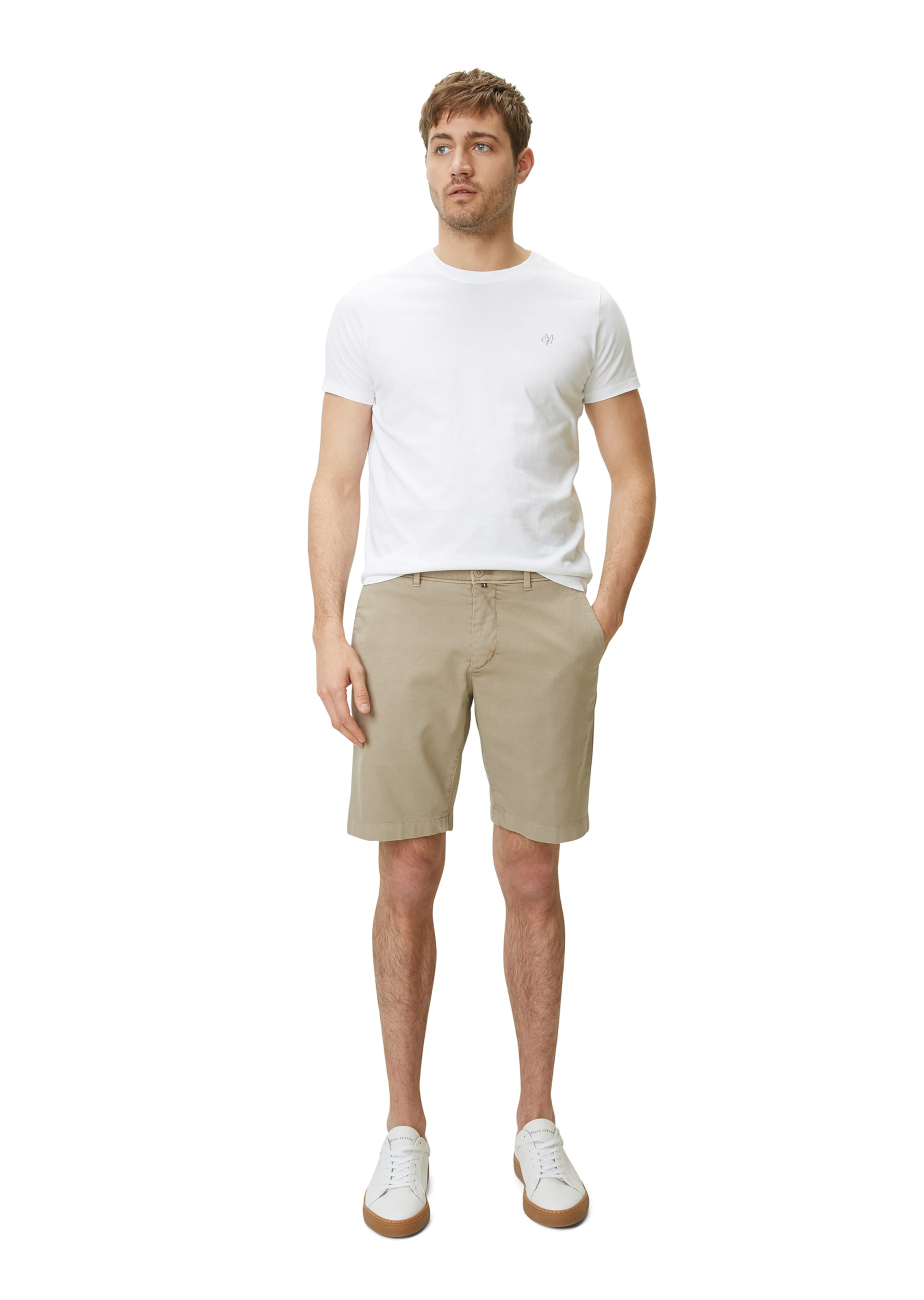 Marc 'salo' O'polo Shorts In Chino Beige D9H2EIW