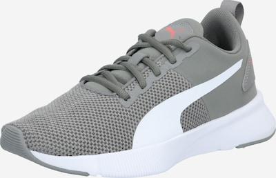 PUMA Sportschuh 'FLYER RUNNER' in grau / weiß, Produktansicht