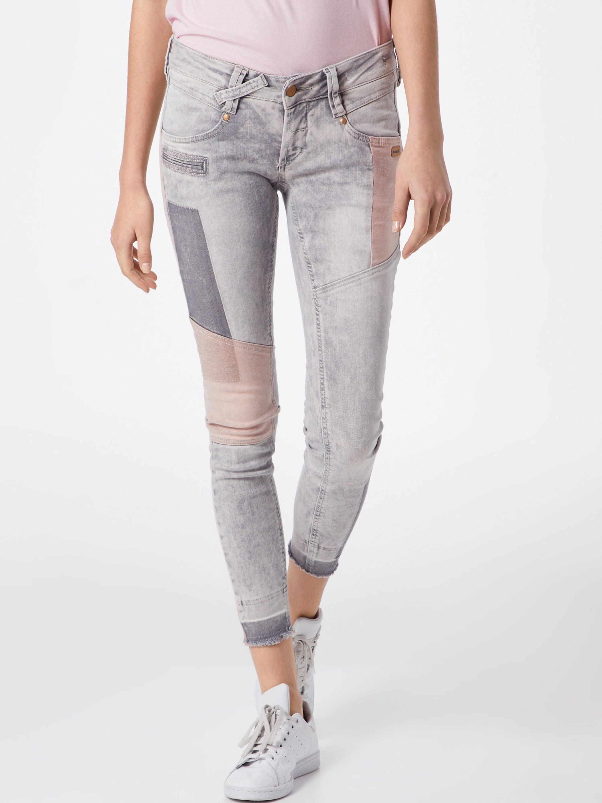Patchwork' Gang 'nena Pink In Jeans mn0yN8Ovw