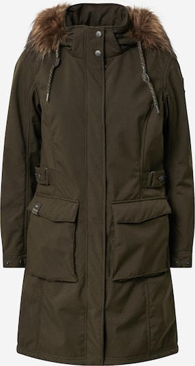 G.I.G.A. DX by killtec Outdoor coat 'Burzowy' in green, Item view